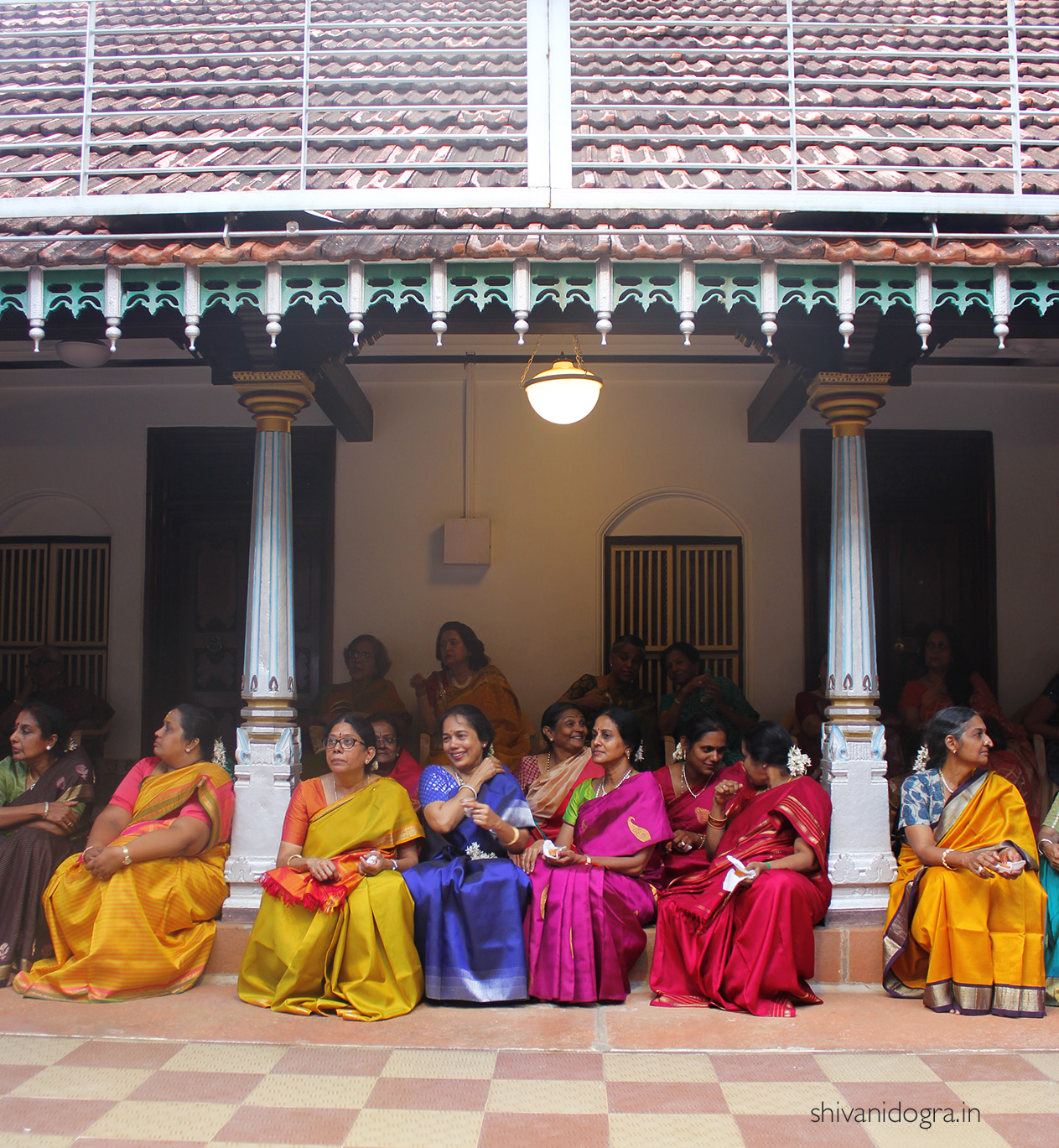 A Wedding In Chettinad